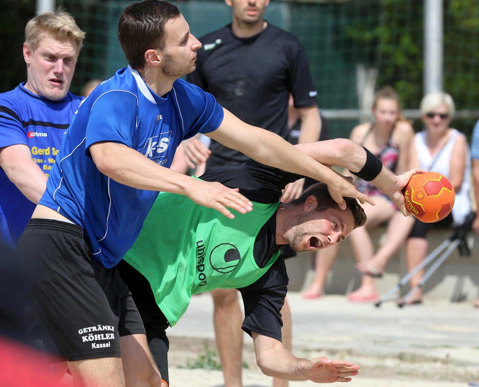 Beachhandball: Über Waldau nach Lloret de Mar | Sport Kassel