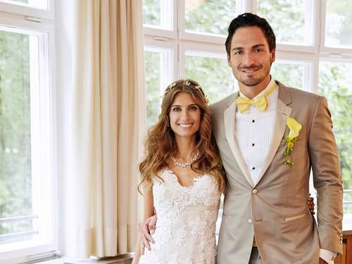 BVB-Star Hummels hat Cathy Fischer geheiratet