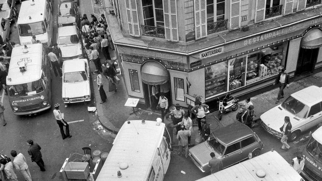 Drahtzieher von Anschlag auf jüdisches Restaurant in Paris 1982 ...