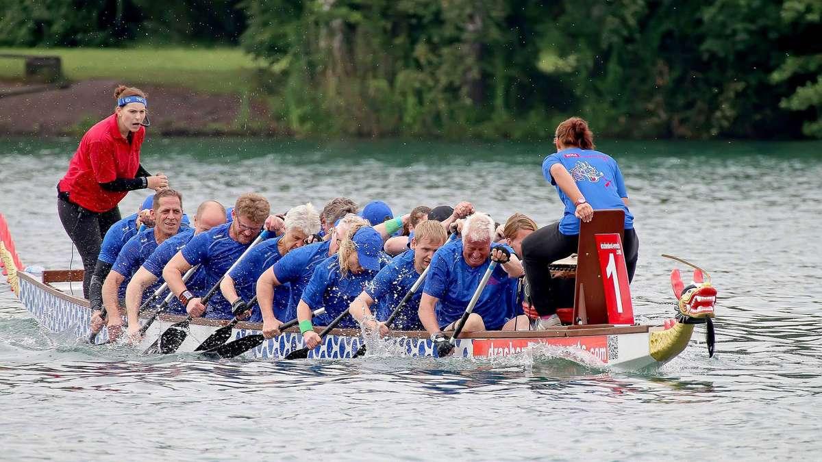 Drachenbootrennen Hannover
