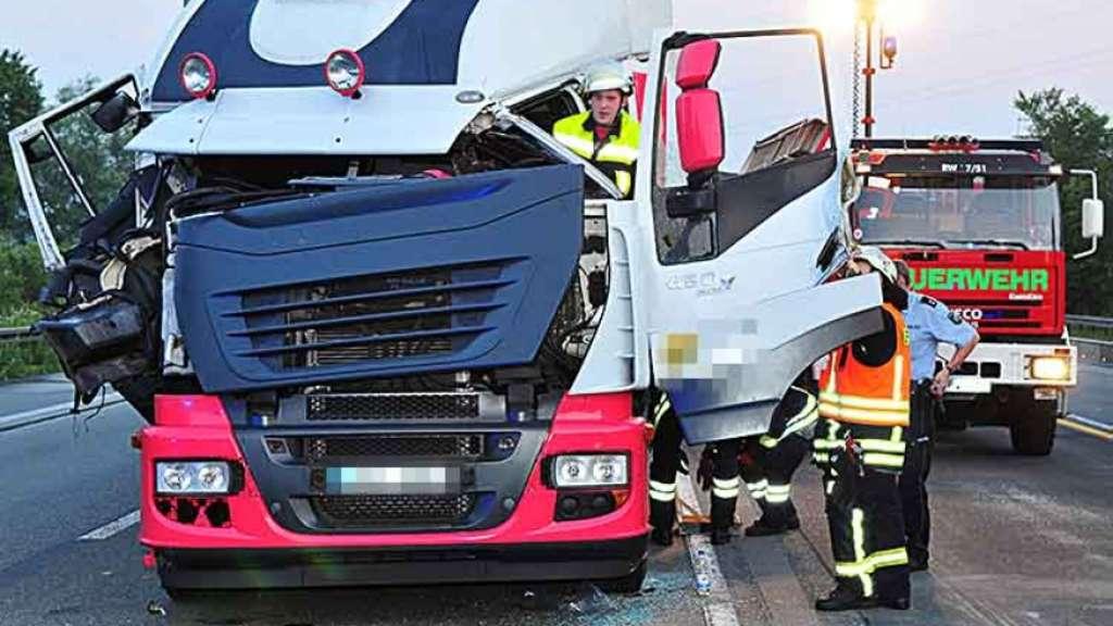 Unfall A44 Aktuell
