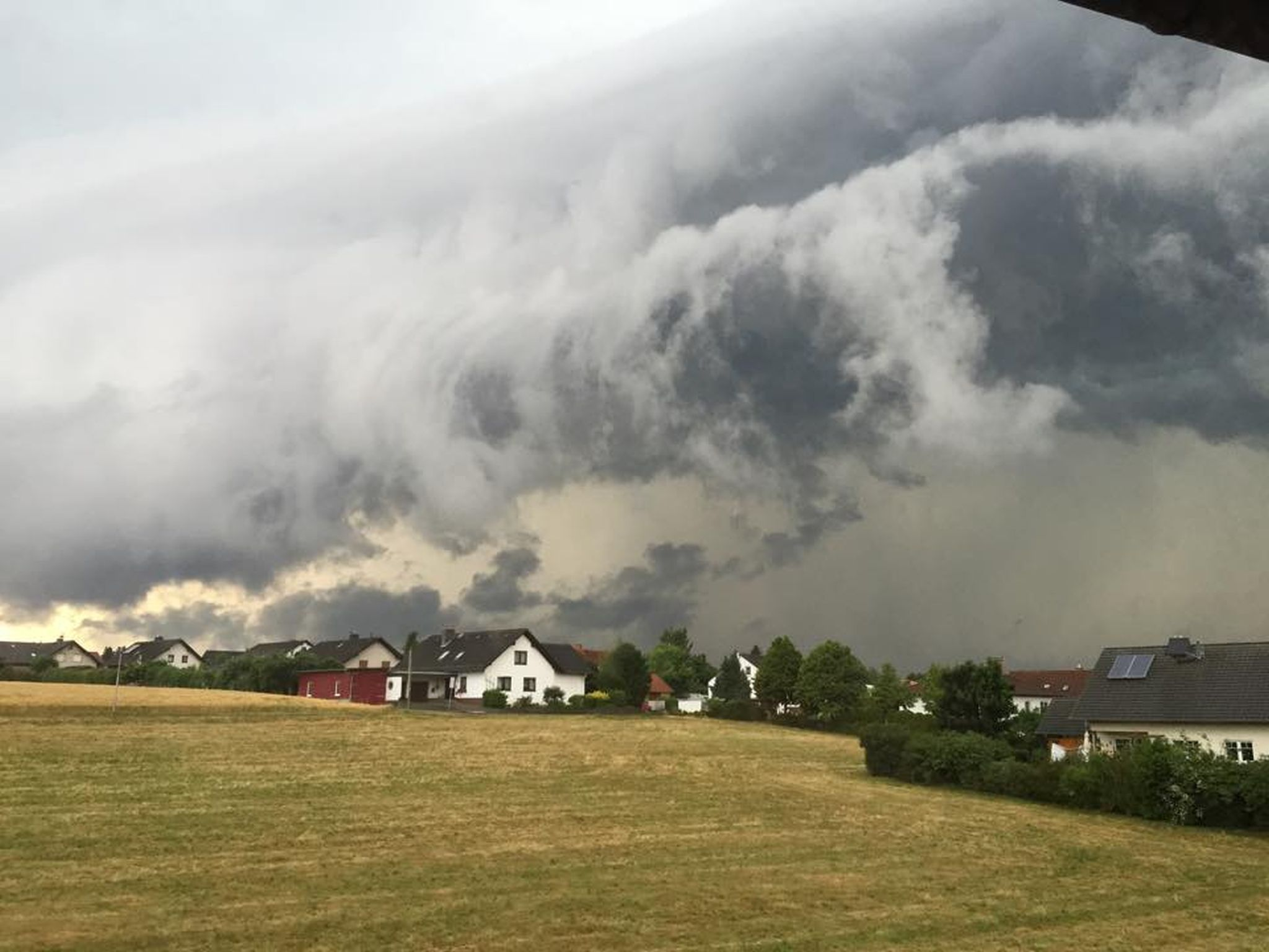 Unwetter In Kassel