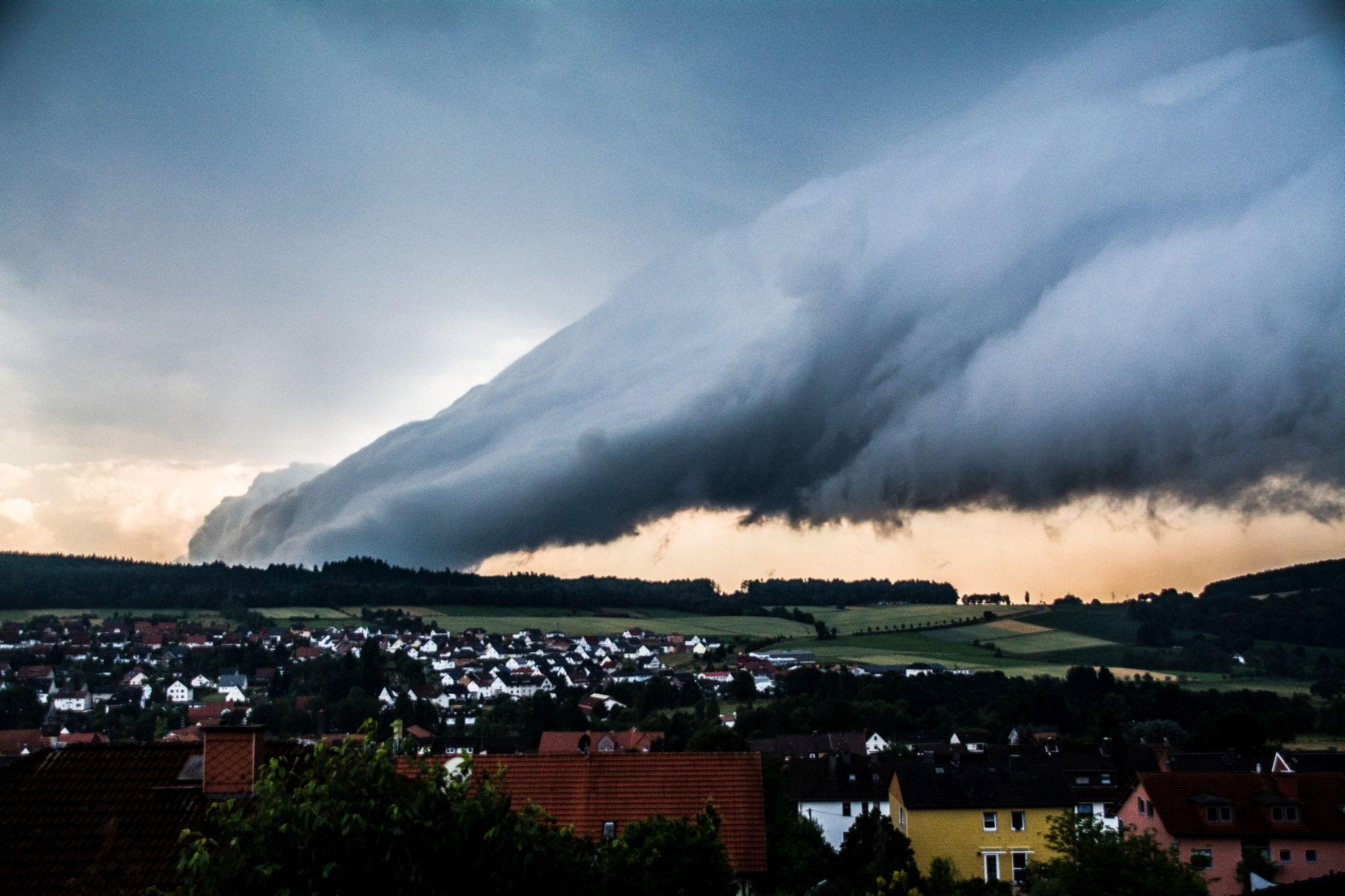 Unwetter Kassel Gestern Bilder