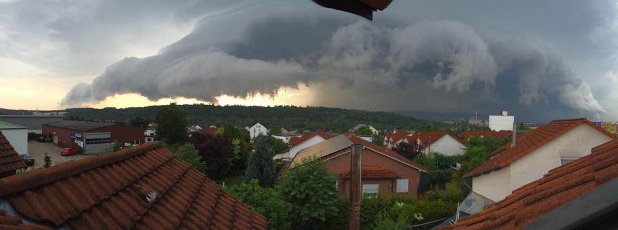 Gewitter Kassel
