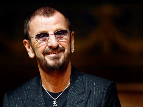 Beatles-Legende Ringo Starr wird 75