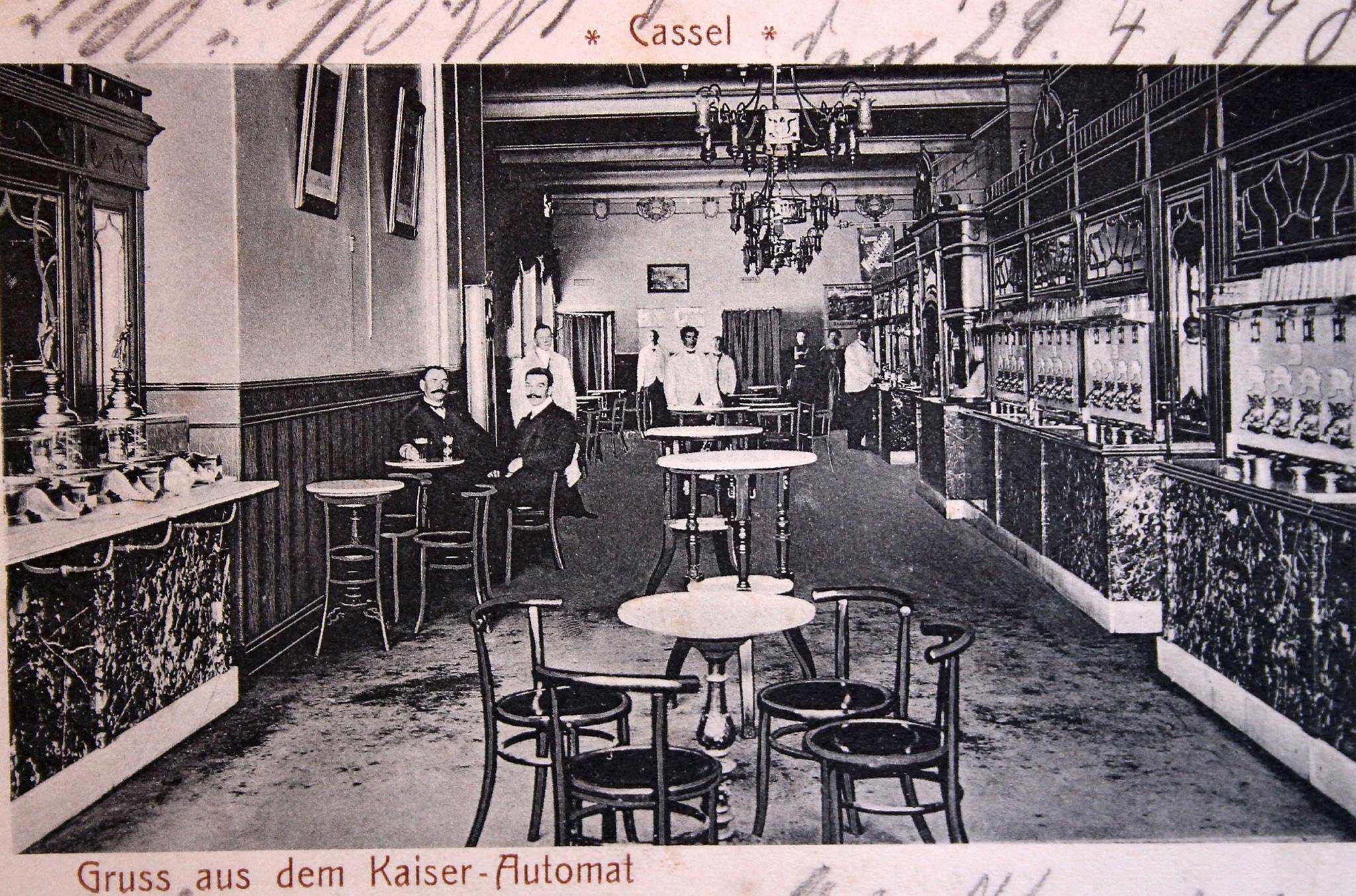 Kasseler Gastwirtschaften Vor 100 Jahren Kassel
