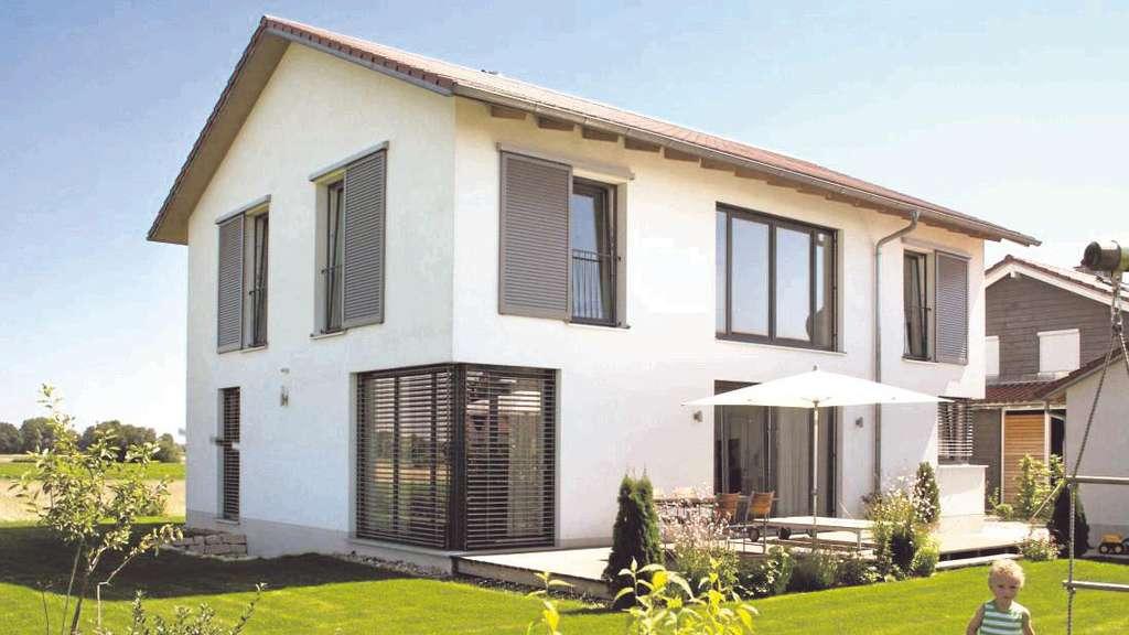 Sicherheit Für Die Eigenen Vier Wände: Moderne Fenster Und Terrassentüren  Sind Pilzzapfen Ausgestattet, Die