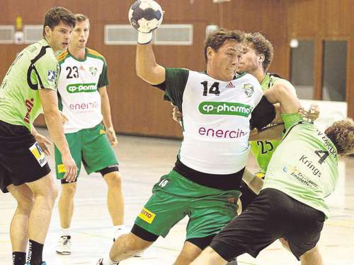 Sparkassencup: Favoritensiege zum Auftakt in Korbach