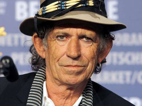 Keith Richards lästert über die Beatles