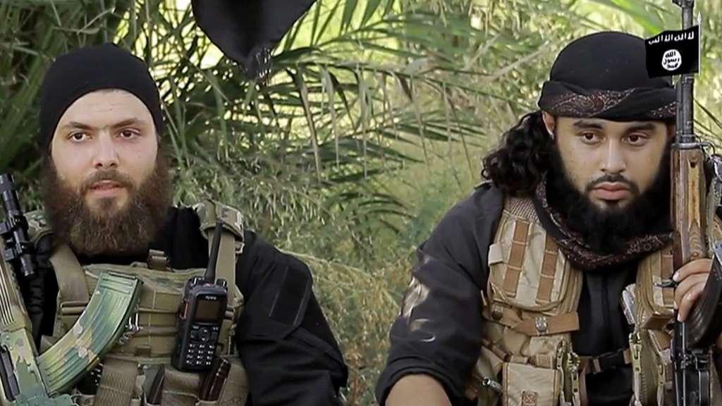 deutscher is terrorist auf t tungsvideo identifiziert. Black Bedroom Furniture Sets. Home Design Ideas