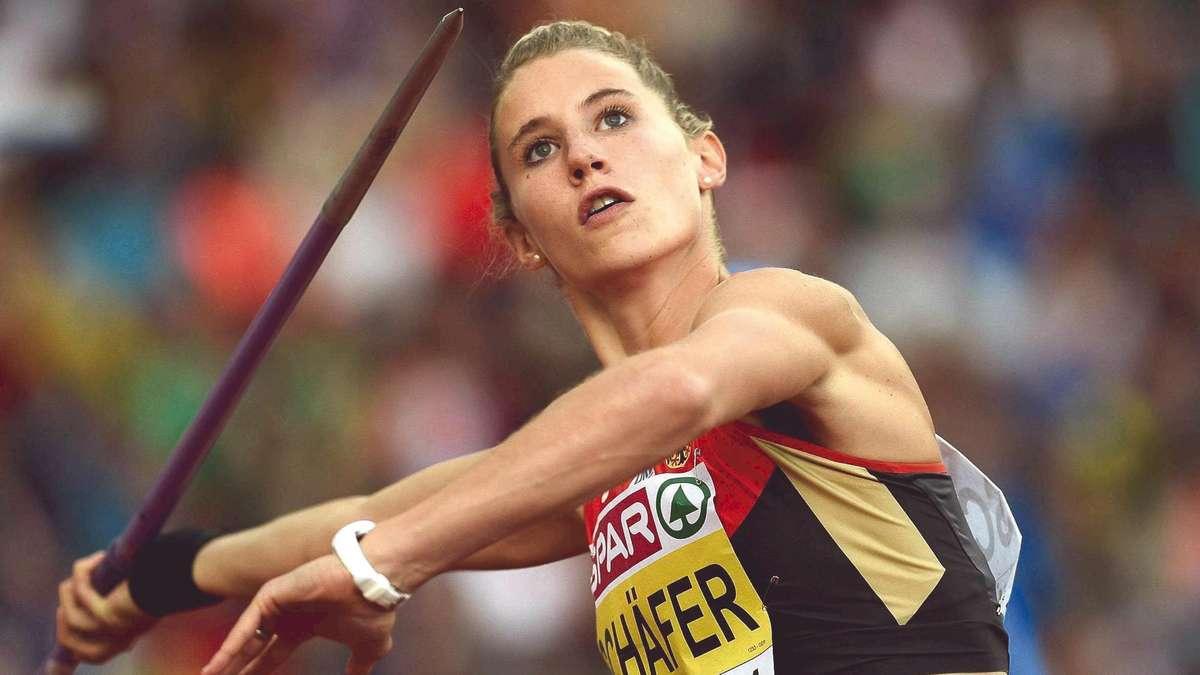Weltmeisterin Sabine Braun Schafer Hat Medaillenchancen Sport