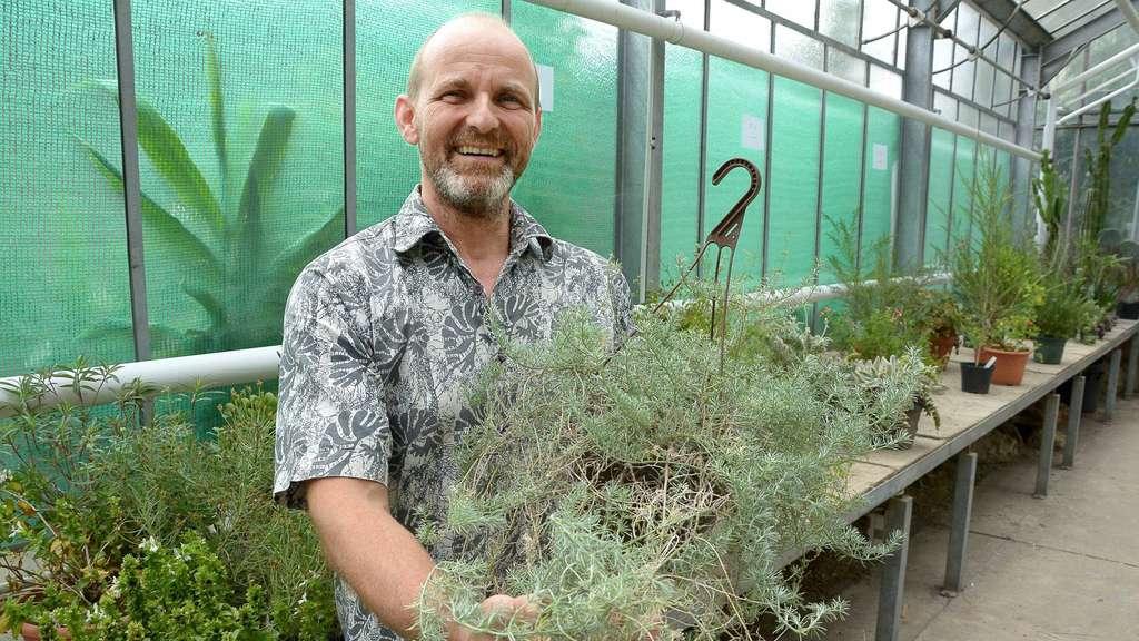 Botanischer Garten: Ansturm auf Pflanzen   Göttingen