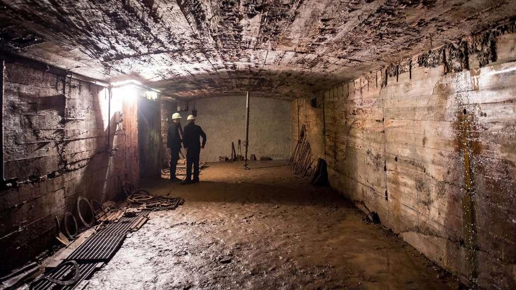 Museumsleiter In Polen Eisenbahntunnel Aus Nazizeit Entdeckt Welt