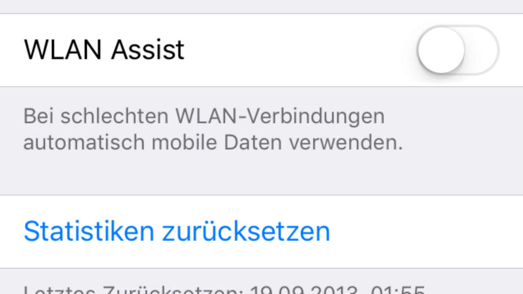 """Wlan Assist"""