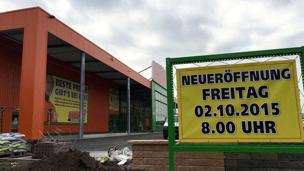 Baumarkt Wolfhagen globus baumarkt startet am 2 oktober göttingen
