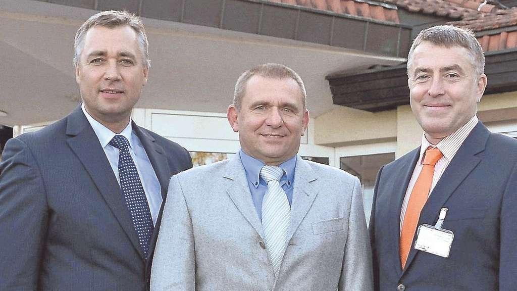 Zwei Neue Chefärzte Im Hospital Zum Heiligen Geist Fritzlar Fritzlar