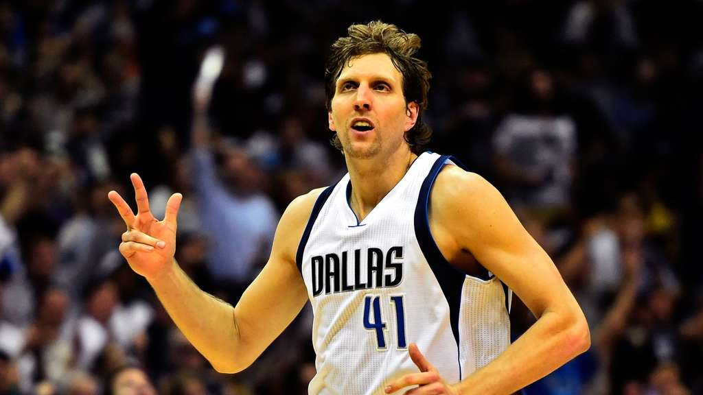 Dirk Nowitzki, NBA, Dallas Mavericks
