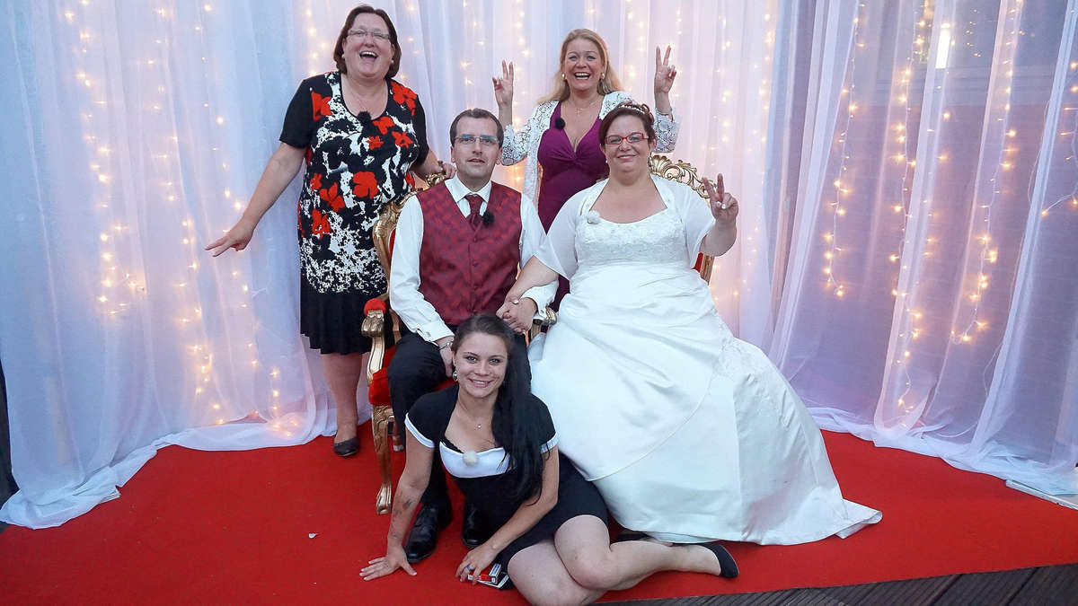 Kasseler Heiraten Bei Vier Hochzeiten Und Eine Traumreise