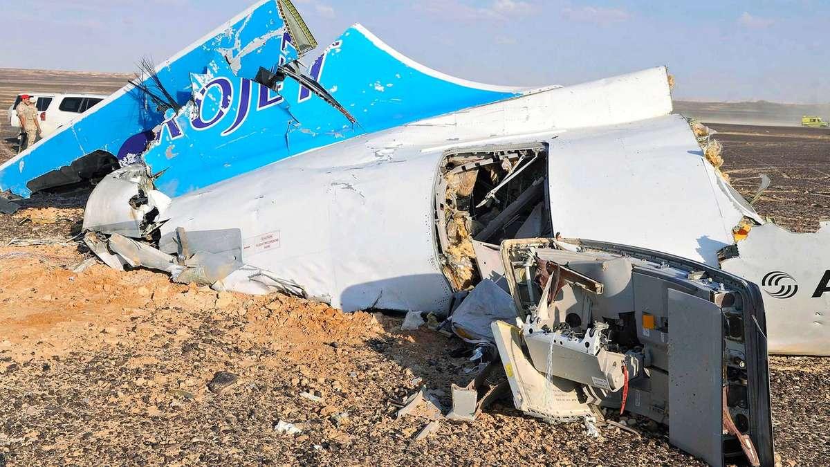 Ticker Flugzeugabsturz