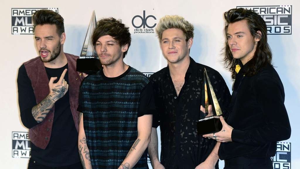 One Direction, Amercian Music Awards