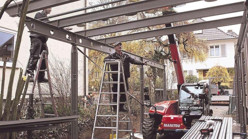 Fantastisch Architektonische Maschendrahtgeländer Ideen ...