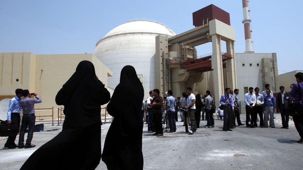 Atombombe Iran