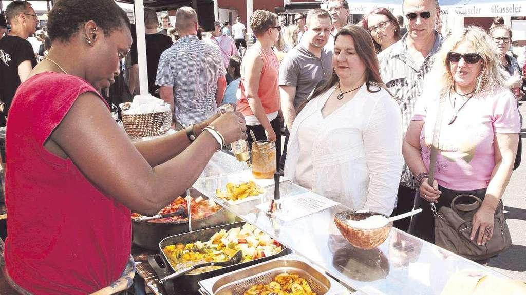 Von Schoko Früchten Bis Strudeln Street Food Festival Am Wochenende