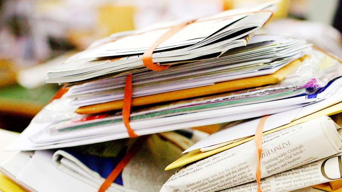 Briefe Mit Geld Verschwinden : Briefträger zerreißt brief zwei jahre gefängnis welt