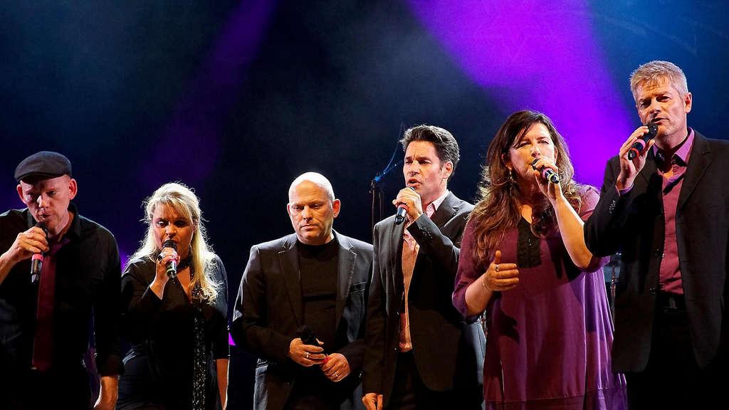 Göttingen: Konzerte A-Capella-Band Seven Up begeistern | Göttingen