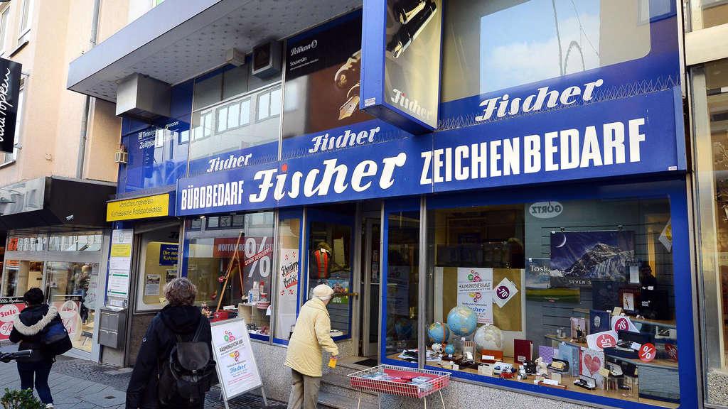 d07ff1f3a5c75b Geschäft lohnt sich nicht mehr  Die Firma Fischer Bürotechnik hat den  Mietvertrag für ihren Innenstadtladen