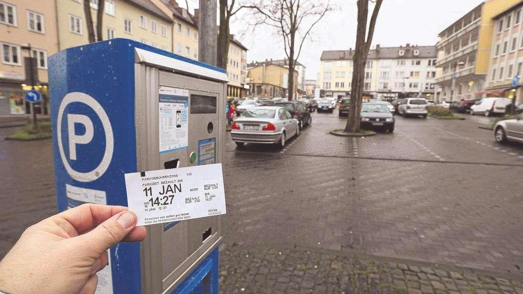 Parken In Kassel Innenstadt