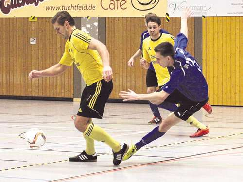 Göttinger Kicker holen den Vollrath-Autoteile-Cup in Nörten