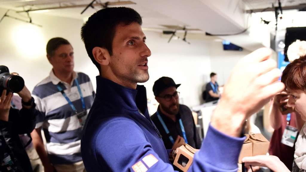 Novak Djokovic, Wettmanipulation