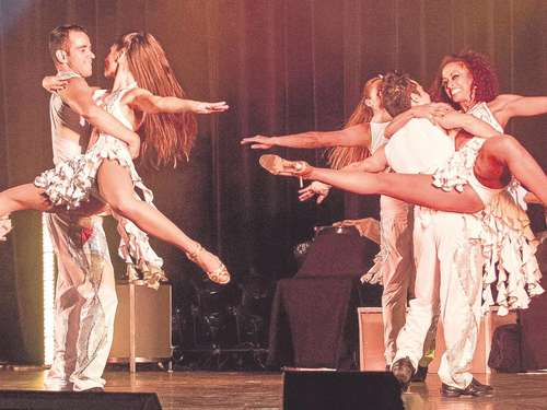 "Hochklassige, aber atemlose Show: ""Irish Dance reloaded"" in Kassel"