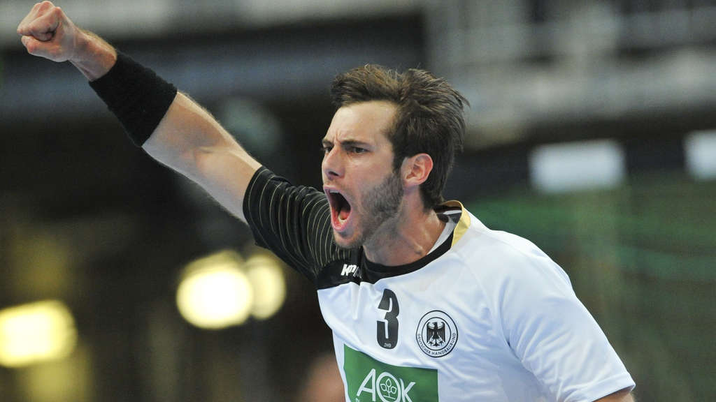 Uwe Gensheimer, DHB, Nationalmannschaft, Handball