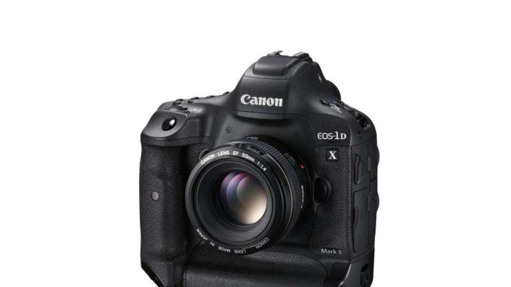 Canons Spiegelreflex-Topmodell schießt 16 Bilder pro Sekunde   Netzwelt