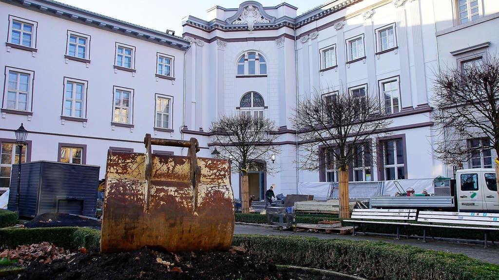 Nach Umbau Alte Mensa Am Wilhelmsplatz Ist Schickes Tagungszentrum