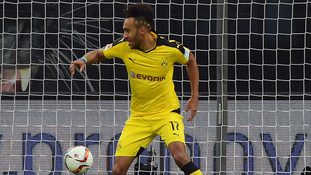Pierre-Emerick Aubameyang, Borussia Dortmund, Bundesliga, Europa League, Real Madrid