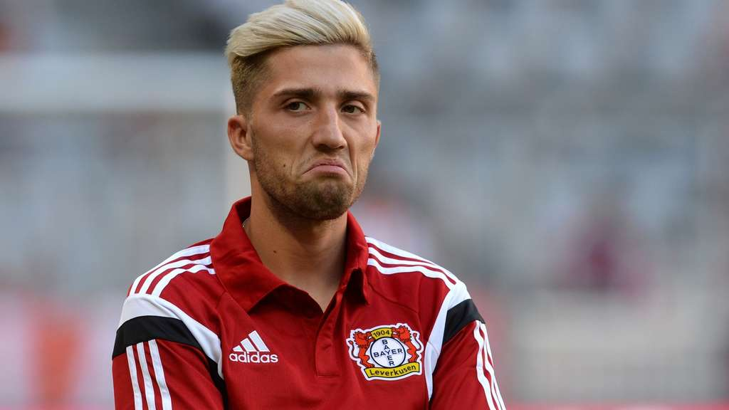 Bayer Leverkusen Kevin Kampl Fallt Mit Wadenbeinbruch Langer Aus
