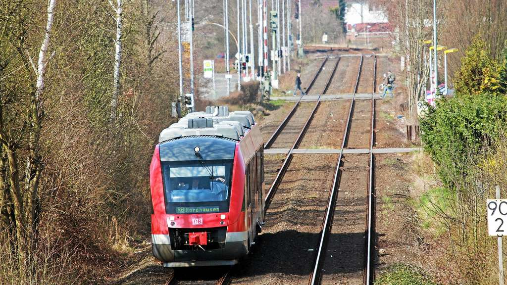 Regionalbahn in Northeim. Archivfoto:  Jelinek