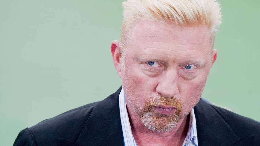 Boris Becker.