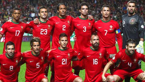 Portugiesische Nationalmannschaft Themenseite