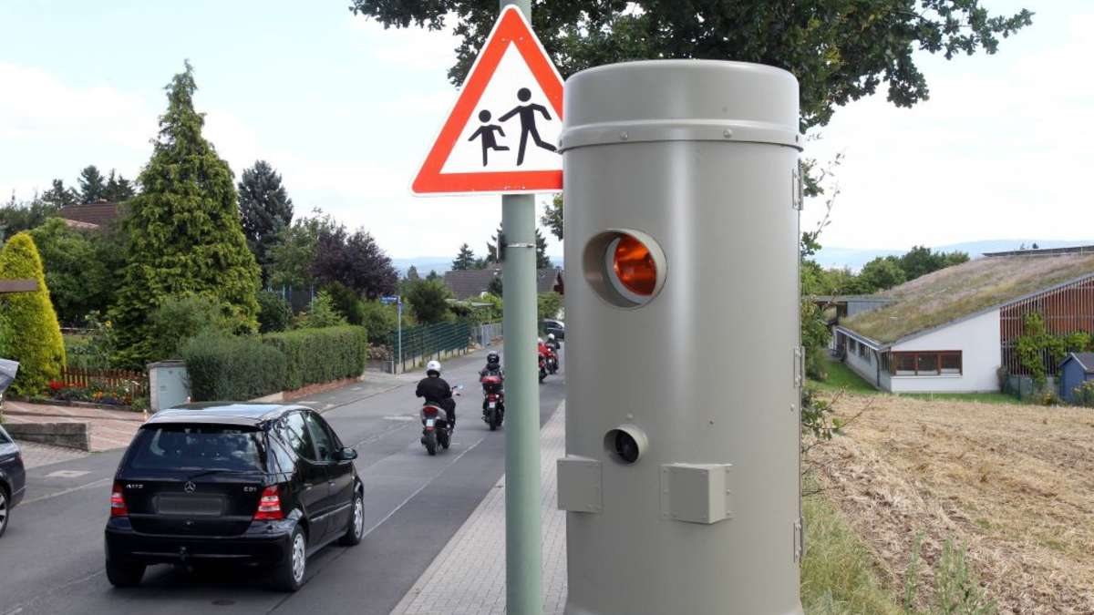 Kassel Live Blitzer