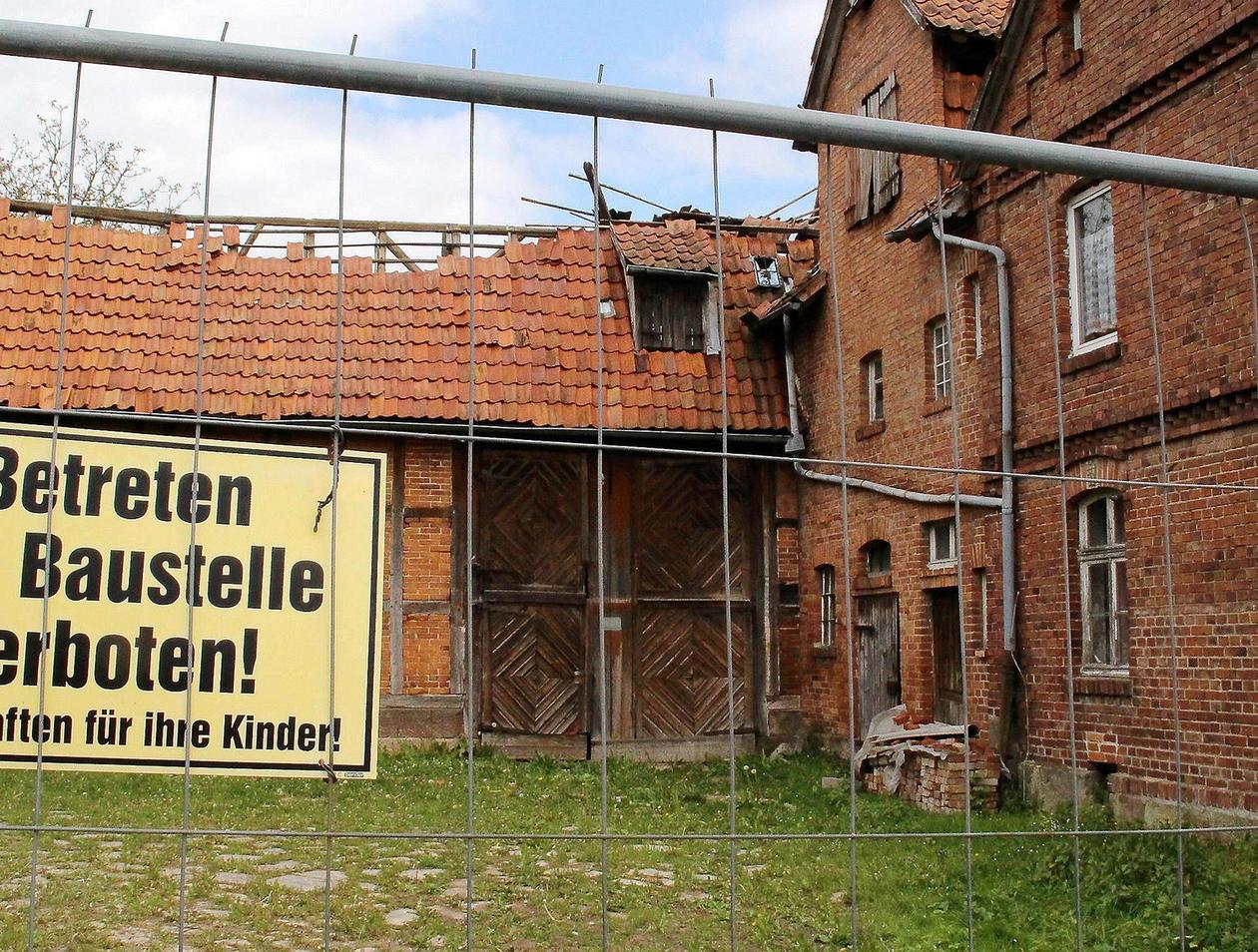 Gut gemocht Dach an Scheune in Wolfhagen eingestürzt, nun kommt Abriss | Wolfhagen MR26