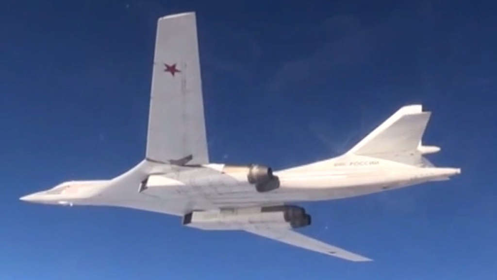 Russland Bomber Syrien