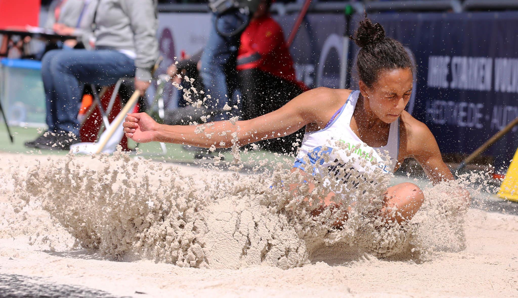 Ticker: Alles zur deutschen Leichtathletik Meisterschaft in