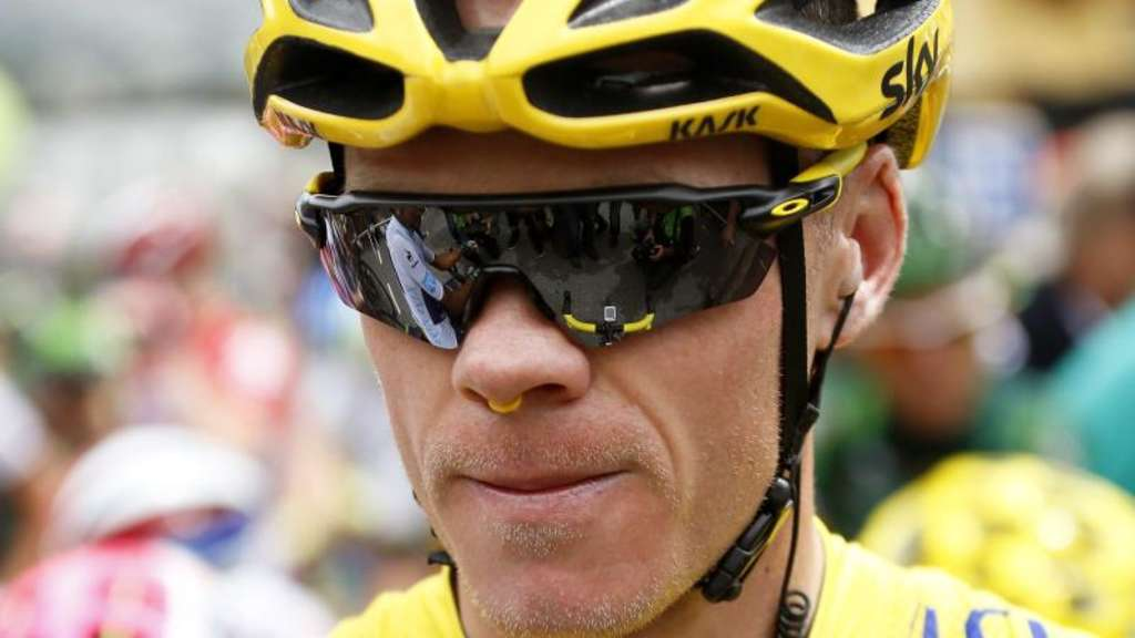 Christopher Froome ist Favorit. Foto: Kim Ludbrook
