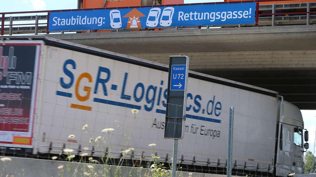 Stau Göttingen