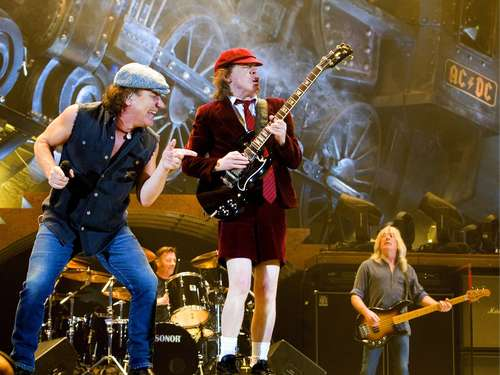 AC/DC-Bassist Cliff Williams will aufhören