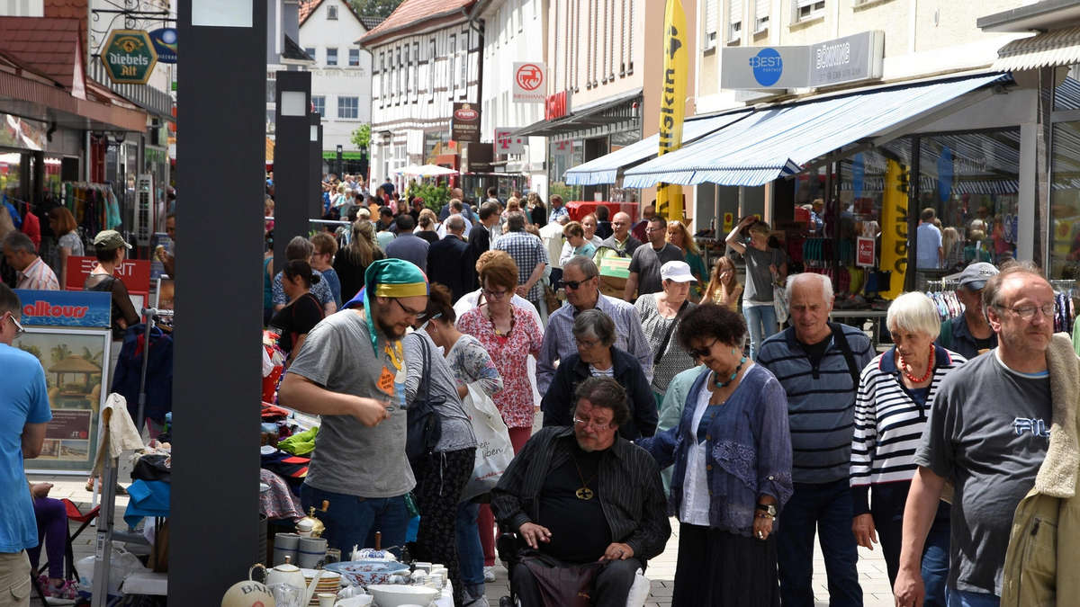 Flohmarkt Witzenhausen